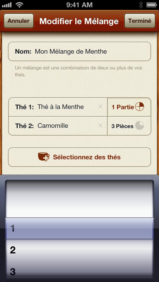 Tea : une app iPhone pour les adeptes du thé-capture-5