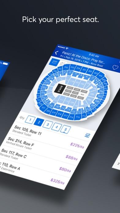 Ticketmaster for Windows