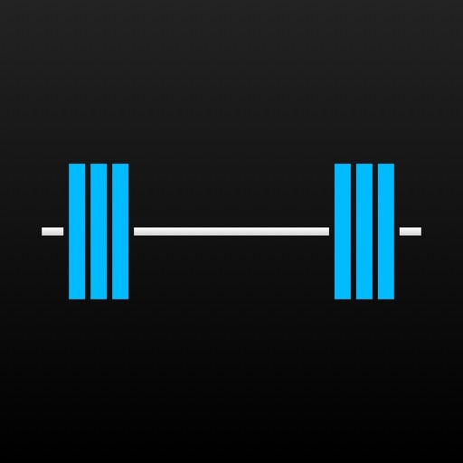 Strong Workout Tracker Gym Log application logo