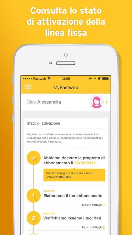 MyFastweb screenshot-0