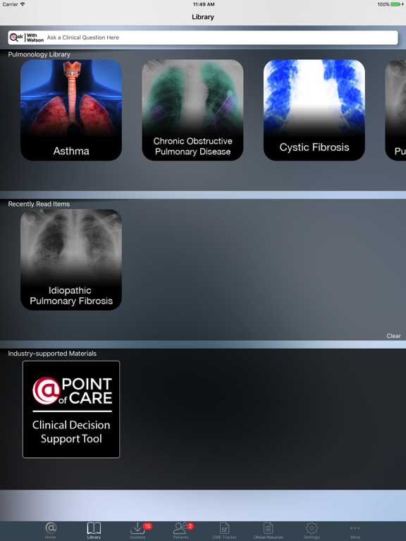 Pulmonology @Point of Care™ | Apps | 148Apps