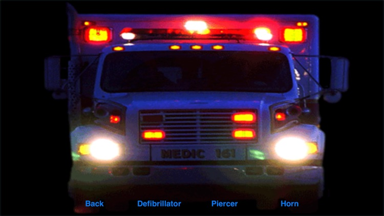 Police Lights and Siren & Police Lights and Siren by Steven Zhou