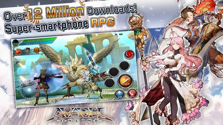 RPG AVABEL ONLINE screenshot-0