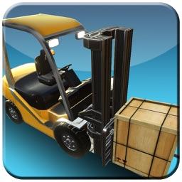 Real Forklift Driving Challenge 2017