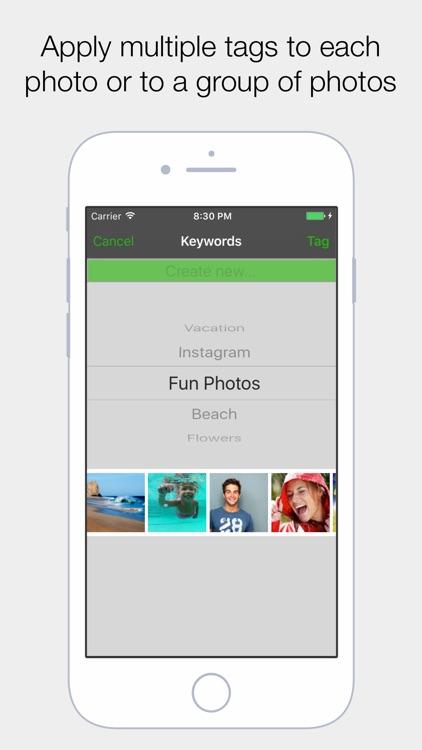 PixSort -- Photo tagging screenshot-4