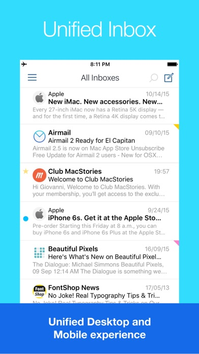 download Airmail - Your Mail With You apps 0