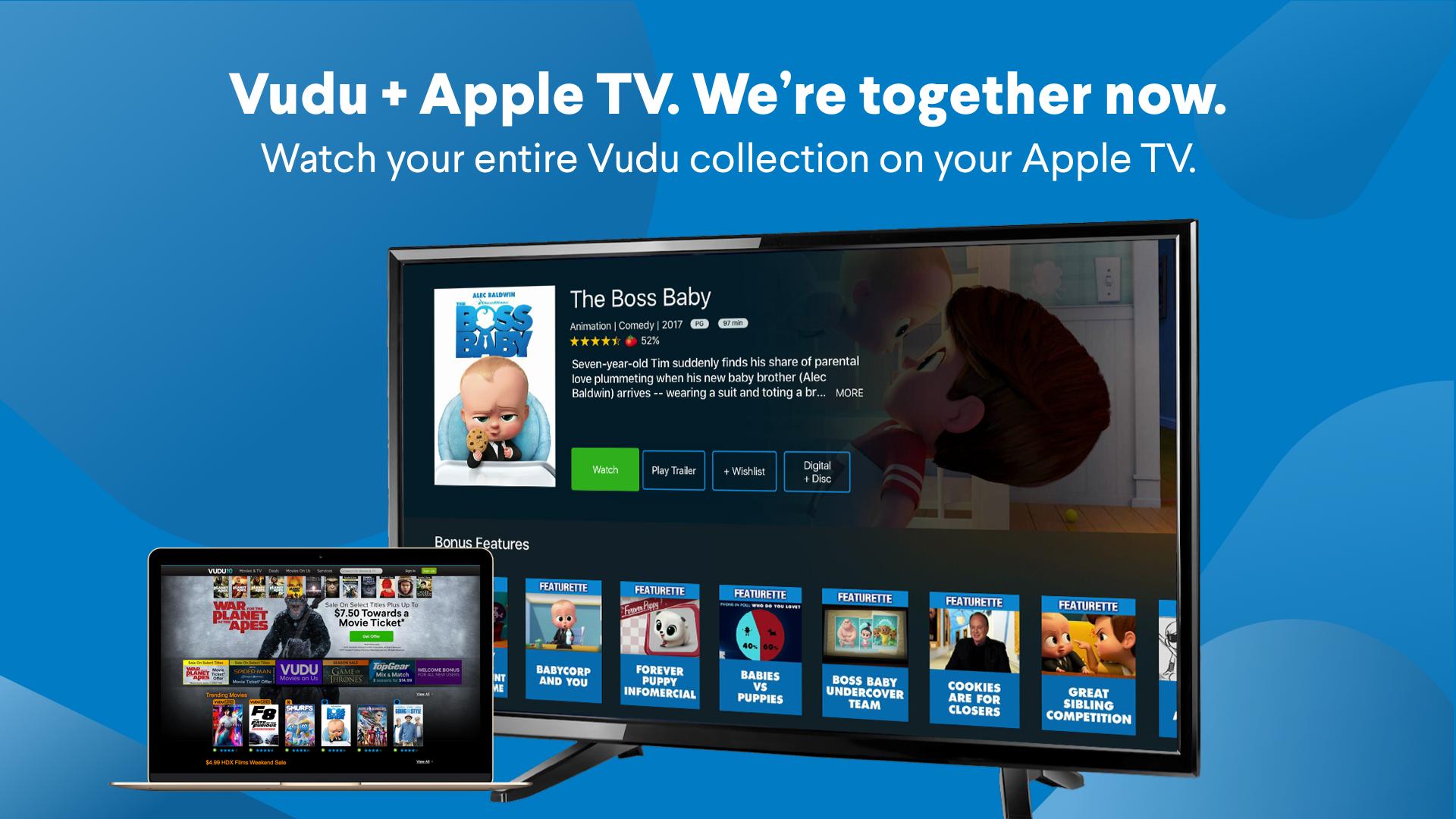 Vudu - Movies & TV screenshot 12