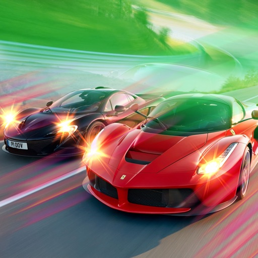Car Racing Game -2017 iOS App
