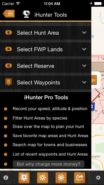 iHunter Montana screenshot-3