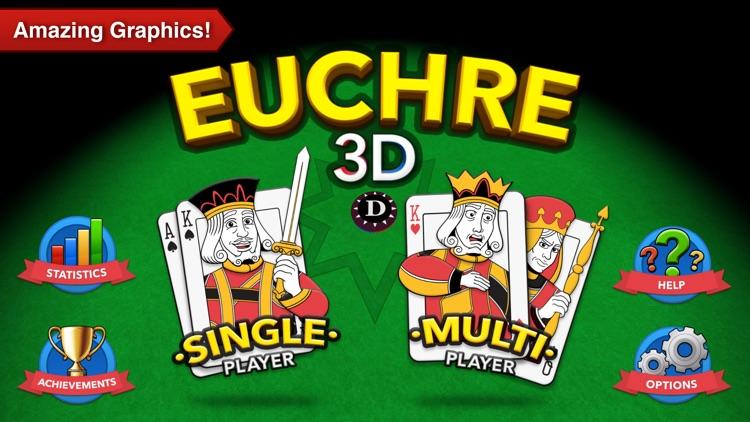Euchre 3D Pro