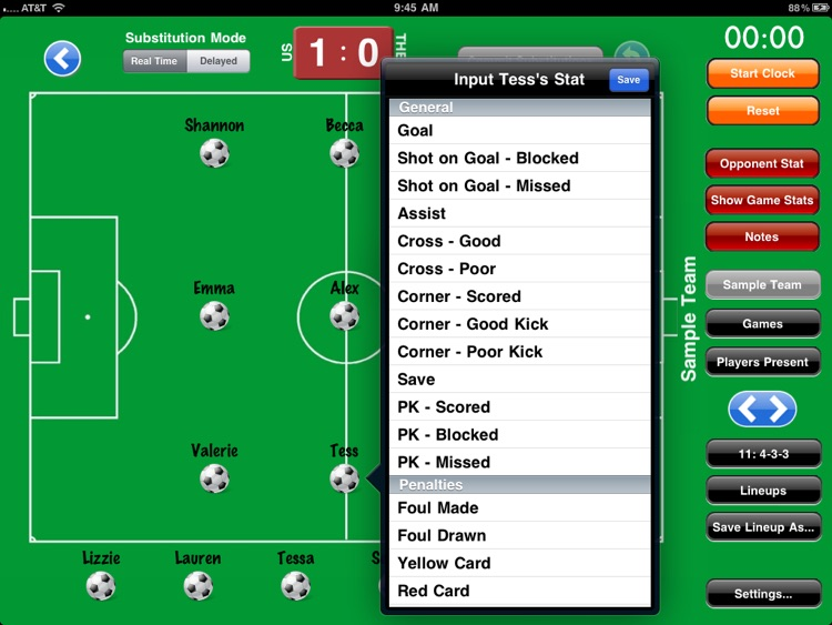 Coach it Soccer screenshot-3