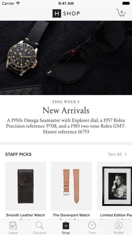 HODINKEE screenshot-3