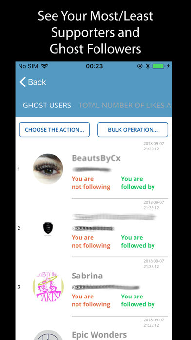 CCSoft+ Followers Analyzer for Windows