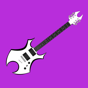 Heavy Metal Guitars 2 app