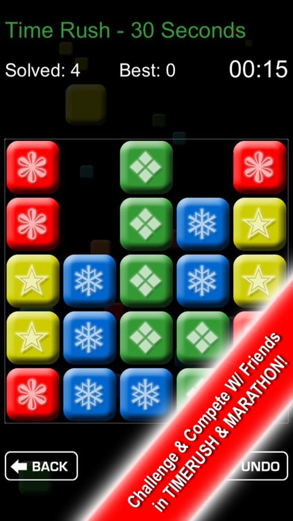 Block Buster Free - puzzle game screenshot-4