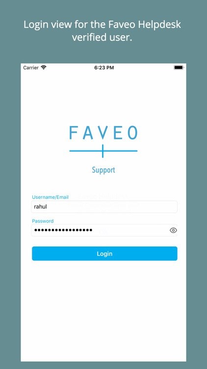 Faveo Support