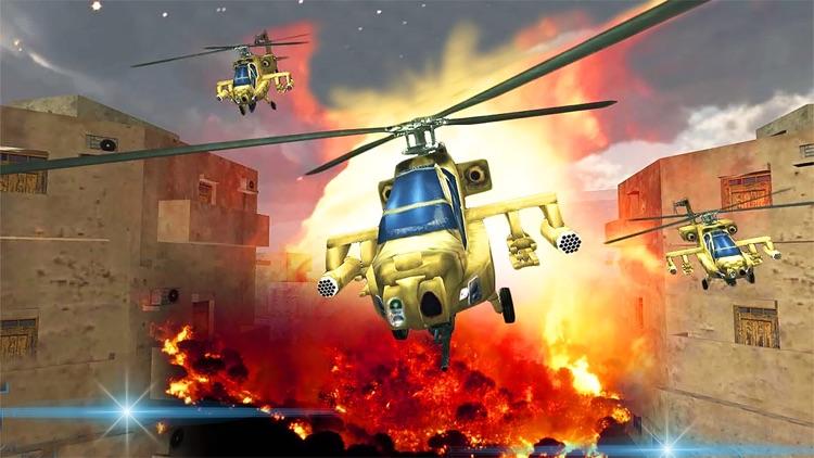 Helicopter Gunship: Air Strike