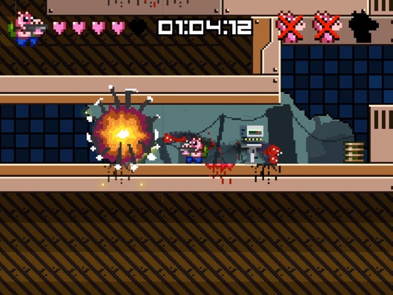 Ammo Pigs: Armed and Delicious screenshot #3