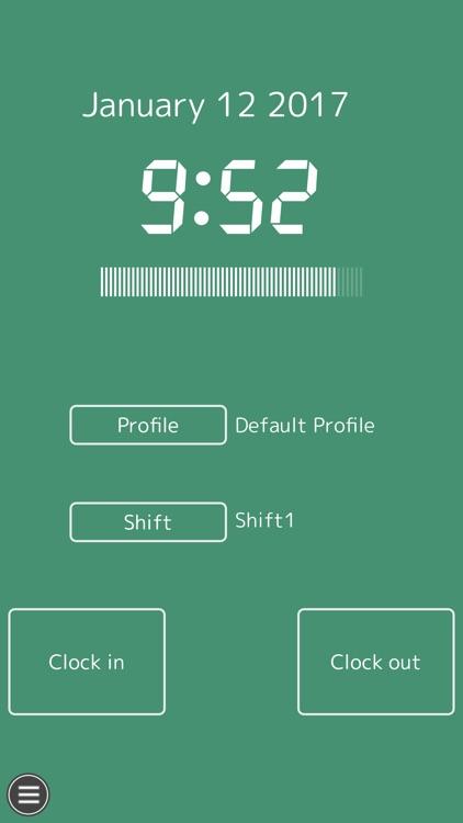 P-Time RecV2 screenshot-3