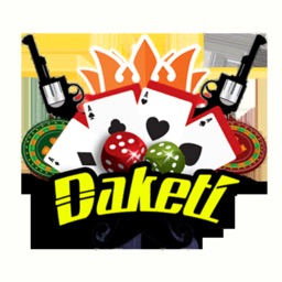 Daketi - The Card Game