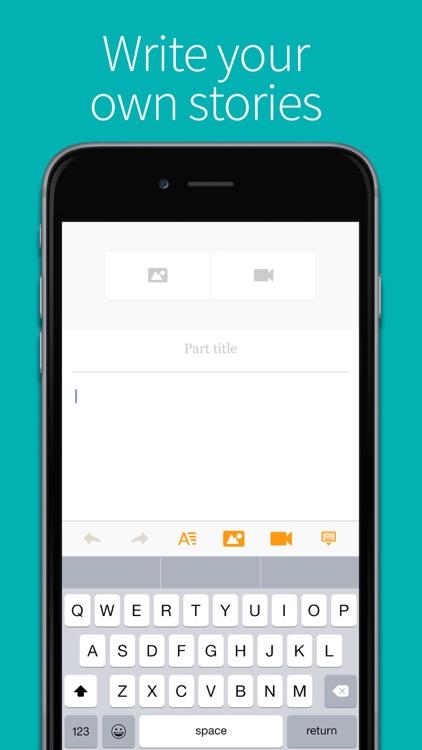 Wattpad screenshot-4