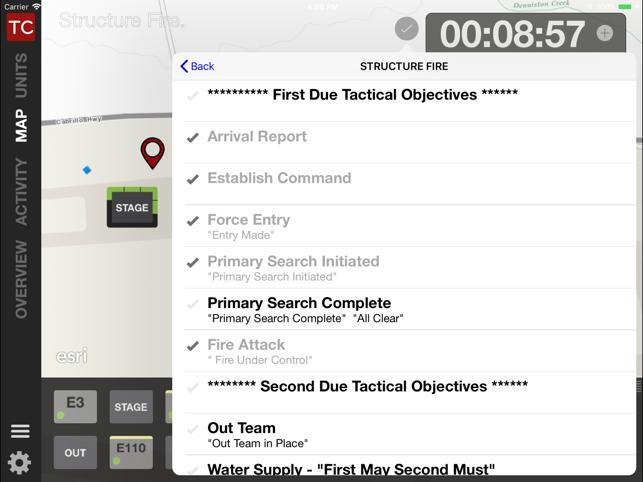 Tablet Command dans l'App Store
