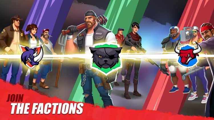 Zombie Faction - Apocalypse screenshot-4