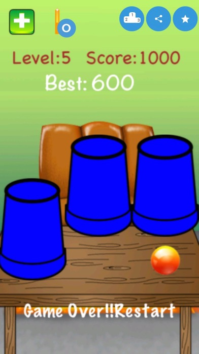 Dice In Cup Challenge screenshot 5