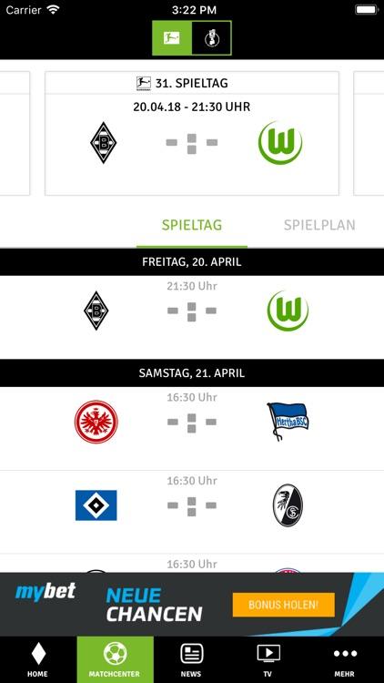 Borussia Mönchengladbach App By Borussia Vfl 1900 Mönchengladbach Gmbh