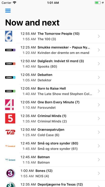 TV Guide - Easy TV