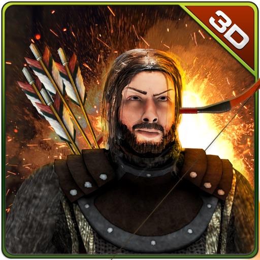Bow Arrow Castle Knight iOS App