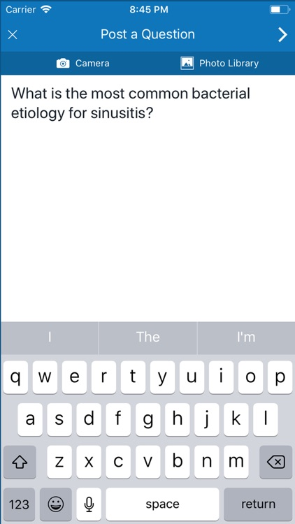 Scrubbed Medical Question Bank screenshot-3