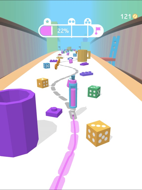 Pen Run screenshot 8