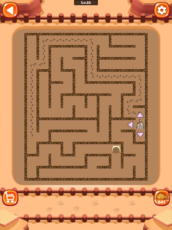 Maze Cat - Rookie screenshot 10