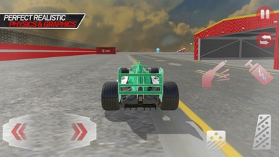 Screenshot for Stunt Speed: Top Formula Car in Hong Kong App Store