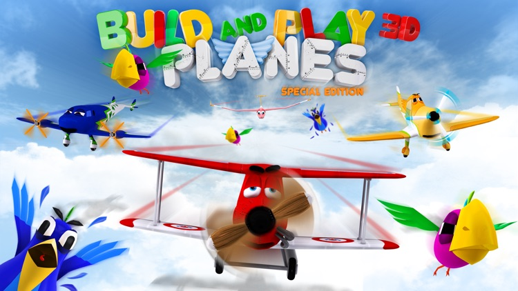 Build and Play - Planes screenshot-0