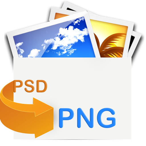 PSD To PNG Converter - Convert Image File