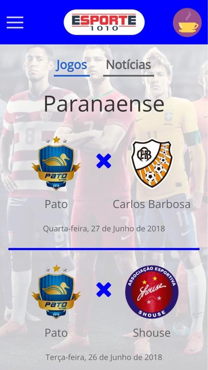 Esporte 1010 screenshot-4