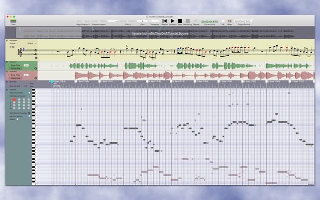 muDicIntro:Music transcription on the Mac App Store