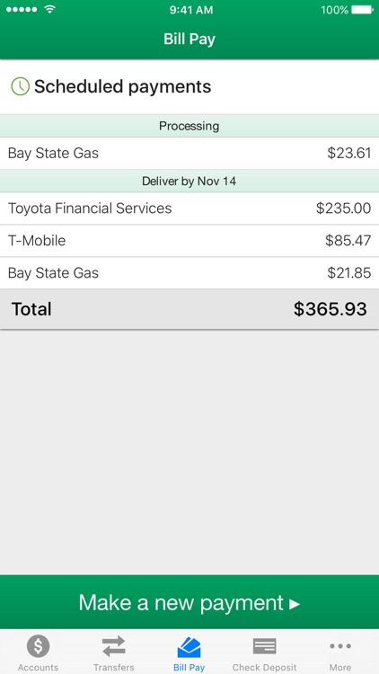 SRP  FCU Mobile screenshot-3