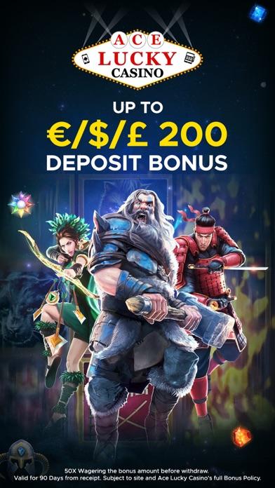 Ace Lucky Casino screenshot one