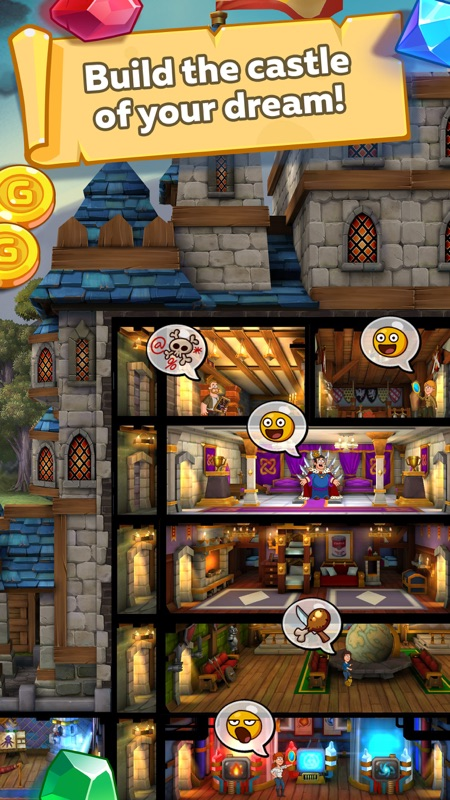 Hustle Castle: Medieval Life Online Hack Tool