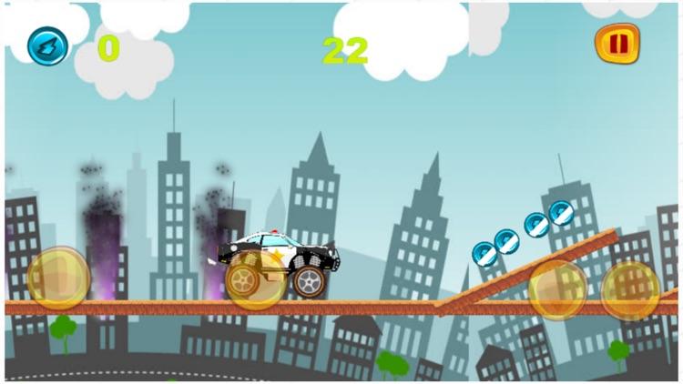 police Car Game screenshot-5