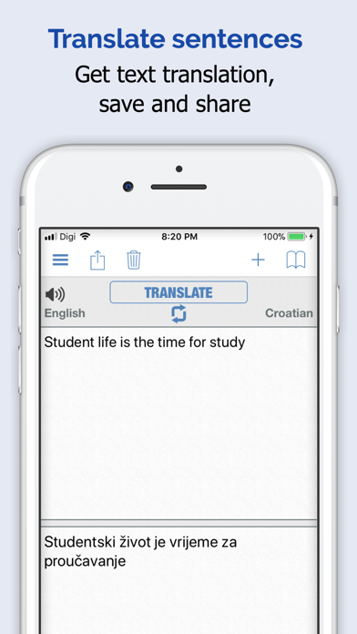 Croatian Dictionary + App Profile  Reviews, Videos and More
