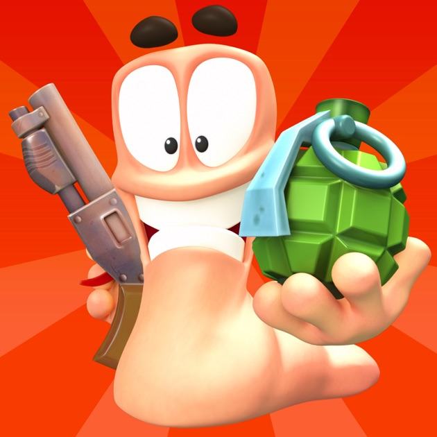 Worms™ 3 on the App Store on