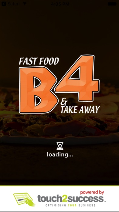 App Shopper B4 Takeaway Food Drink