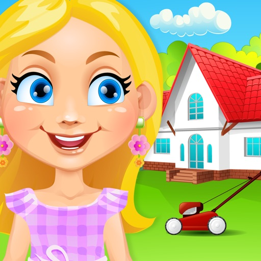 Kids Play House - Boys & Girls Family Story Games