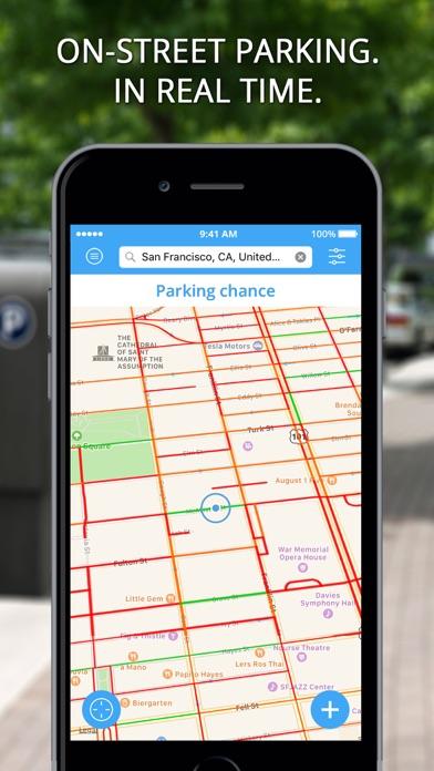 Parknav - Street Parking Reinvented screenshot