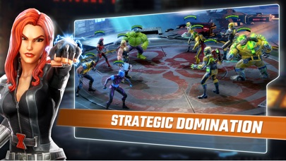 MARVEL Strike Force: Squad RPG screenshot 5