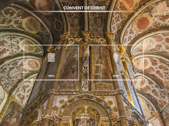 Convent of Christ in Tomar screenshot 4